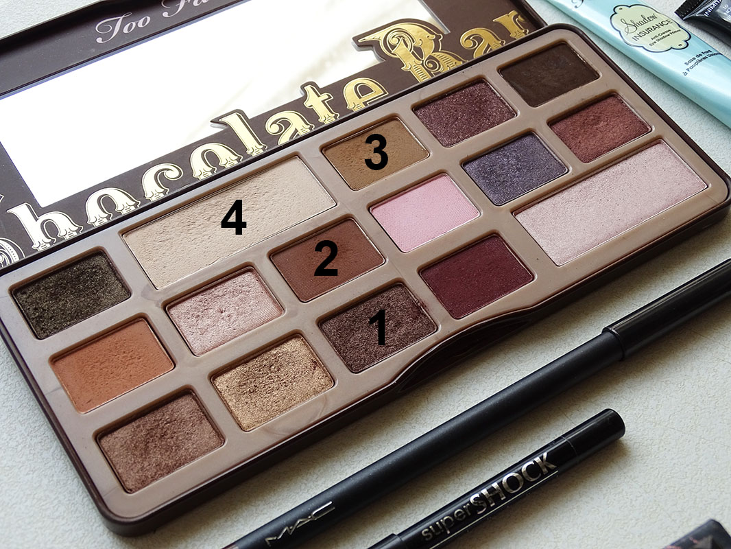 Chocolate Bar de Too Faced.