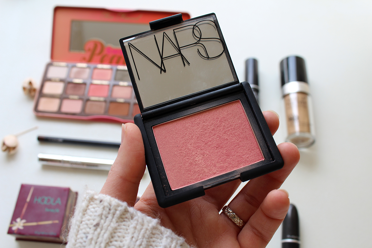 Colorete Orgasm de Nars.