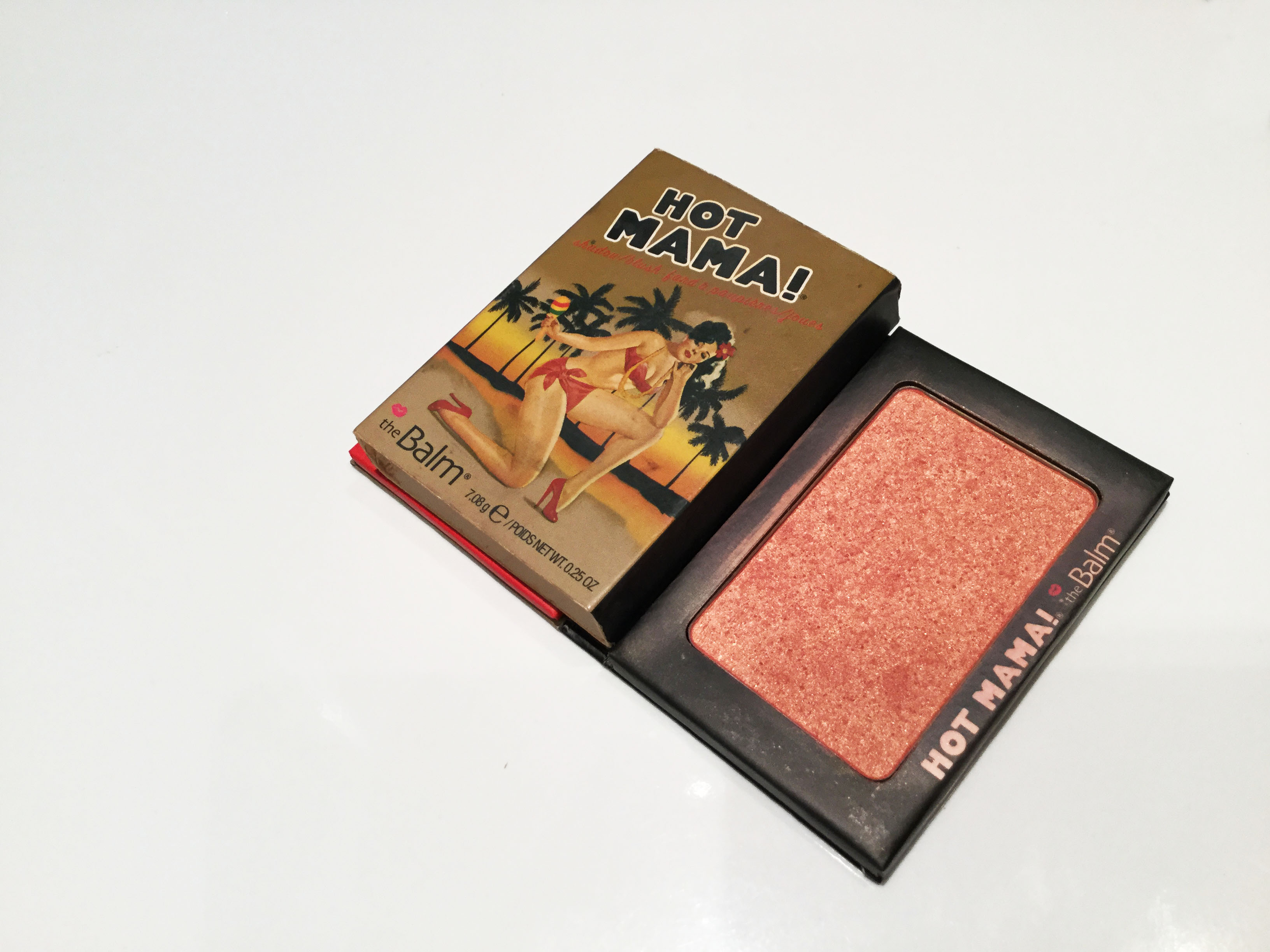 Colorete Hot Mama de The Balm.
