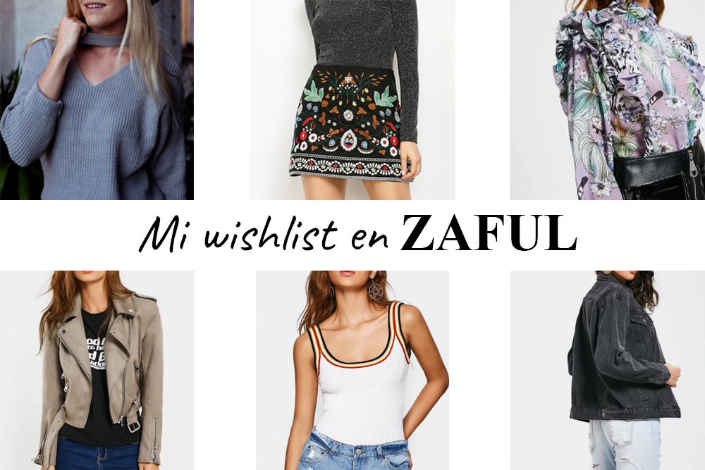 Patripaan mi wishlist en Zaful.